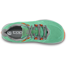 Topo Athletic Terraventure 2 Løbesko Damer, mint/mandarine